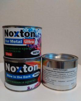 Люмінесцентна фарба для металу Noxton Ultra 0,5-1 л