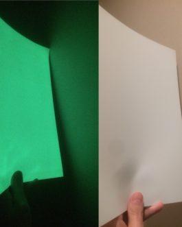 Люмінесцентний папір (різних форматів)